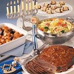 hanukkah-meal